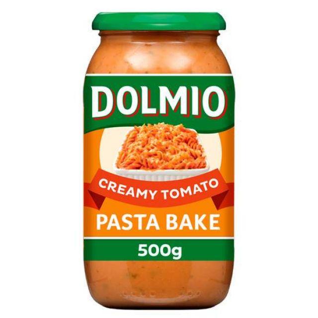 Dolmio Pasta Bake Sauce 500g