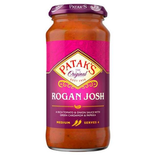 Patak's Rogan Josh Curry 450g