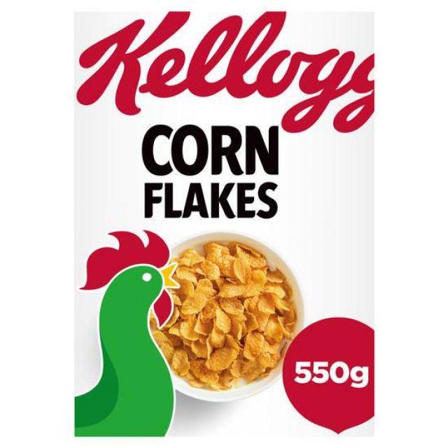 Kellogg's Cornflakes 550g