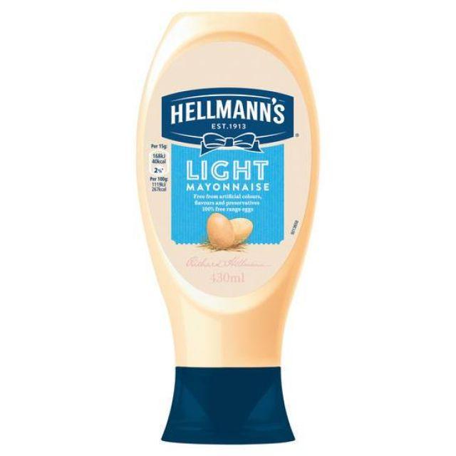 Hellmann's Light Mayonnaise 430g