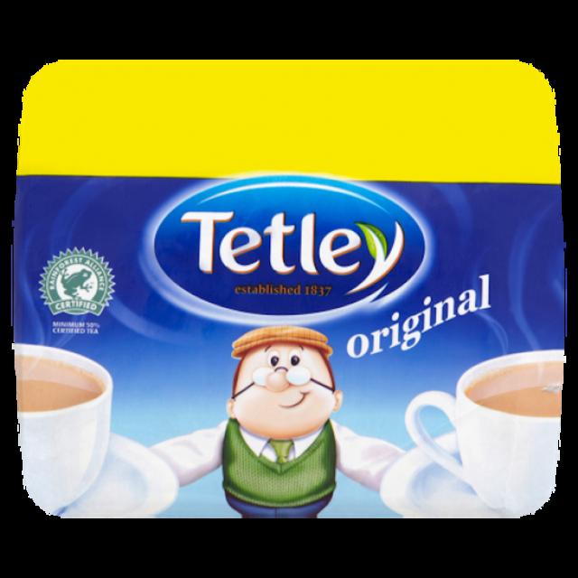 Tetley Teabags Original 160s