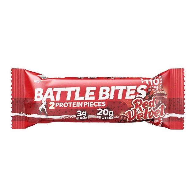 Battle Bites Red Velvet 60g