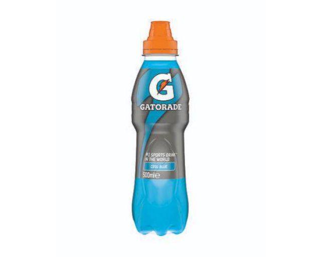 Gatorade Cool Blue (Raspberry) 500ml