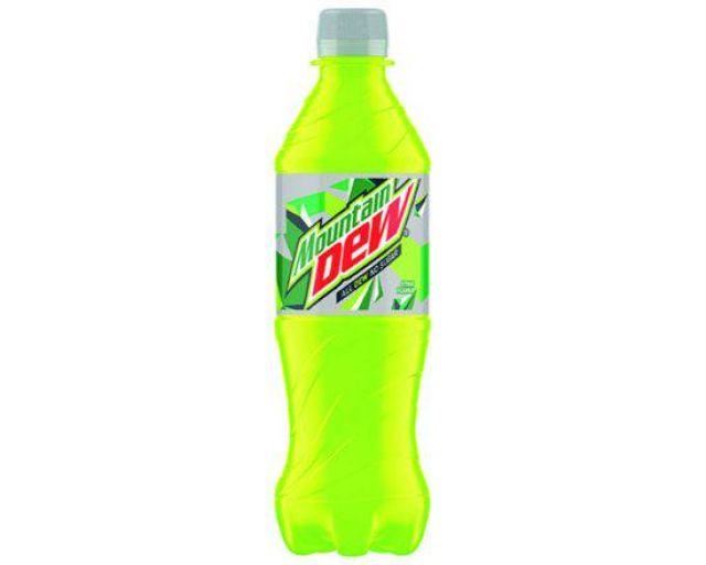 Mountain Dew Sugar Free 500ml