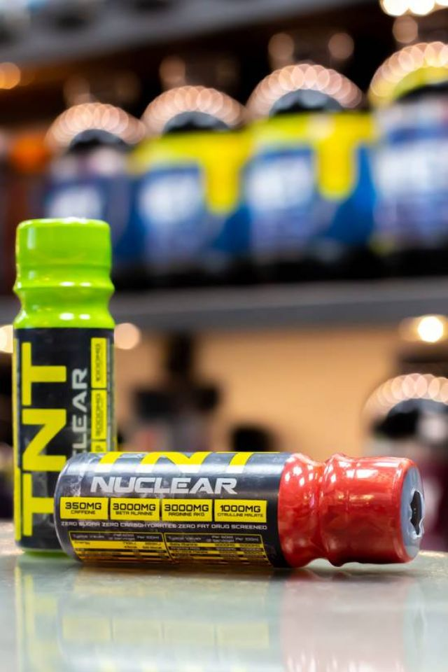 NXT Nutrition Shot Kiwi and Lime 60ml