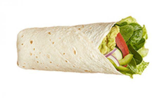 Veggie Delite Wrap