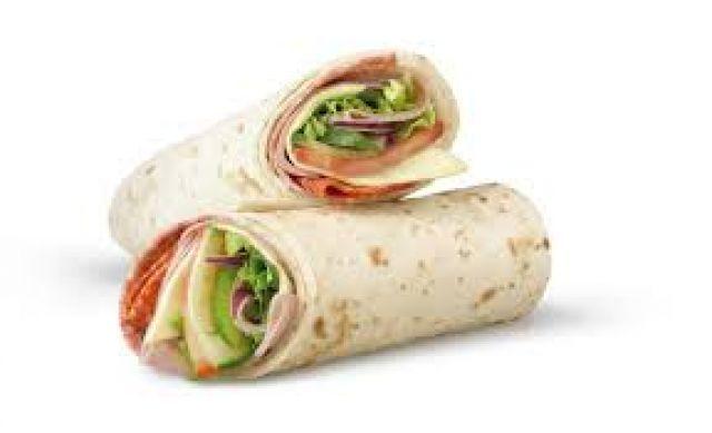 Spicy Italian Wrap