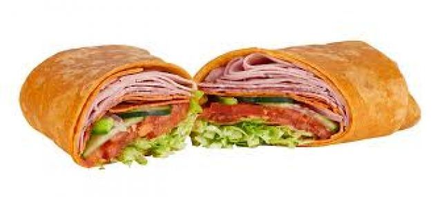 Italian B.M.T. Wrap