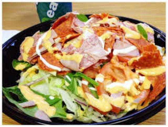 Mega Meat Salad