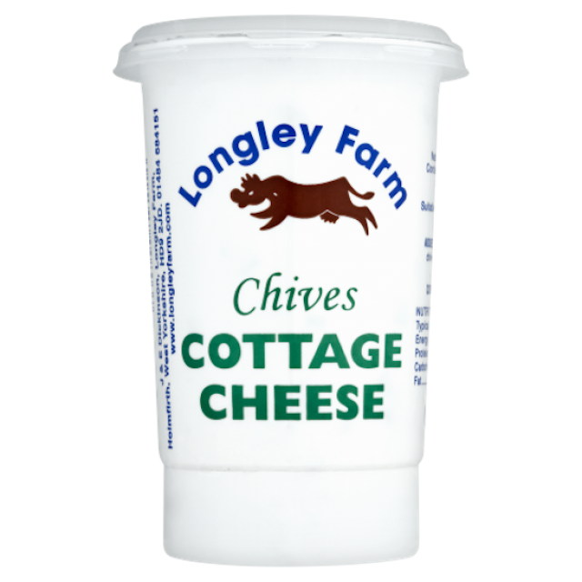 Cottage Cheese Chives 250g
