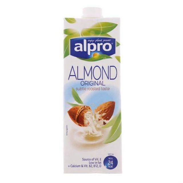 Alpro Almond Milk 1Ltr
