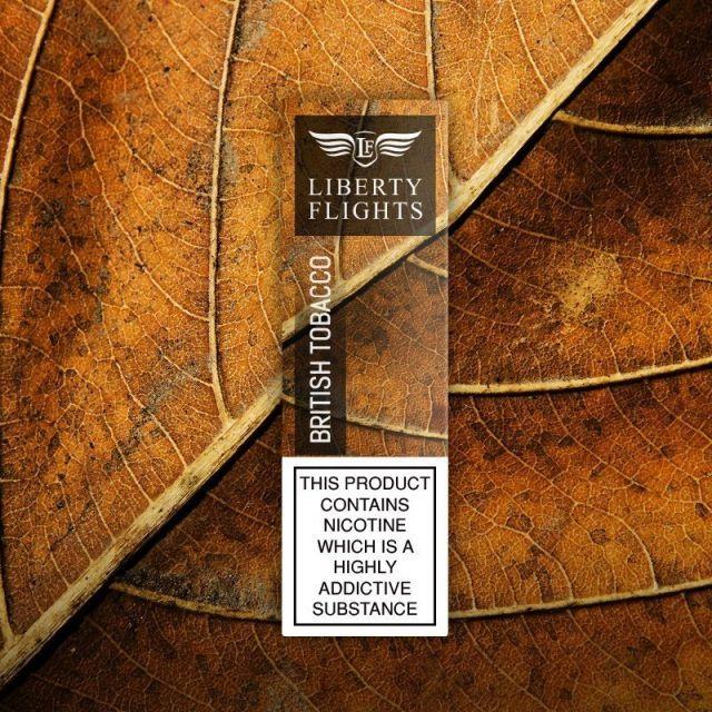 Liberty Flights E-Liquids Tobacco