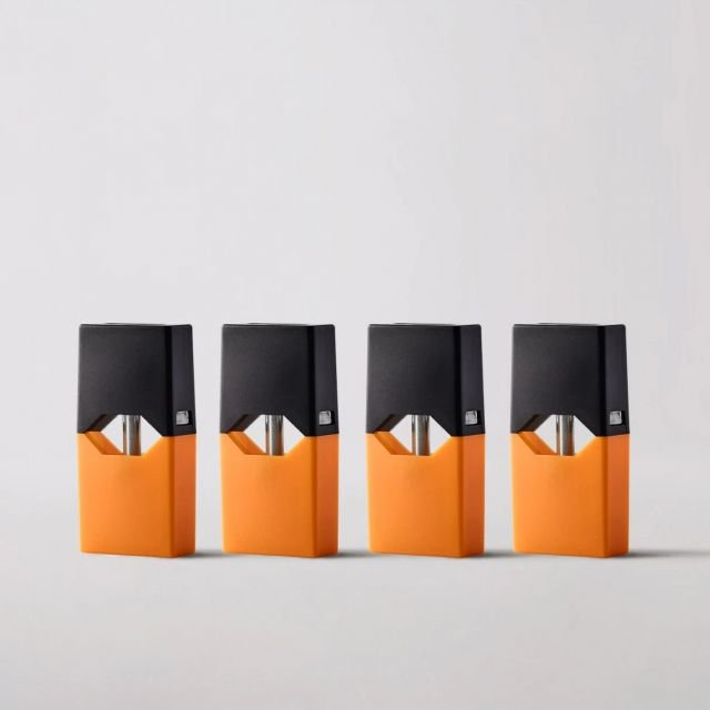 JUUL Pods 4 Pack Mango Nectar 9mg
