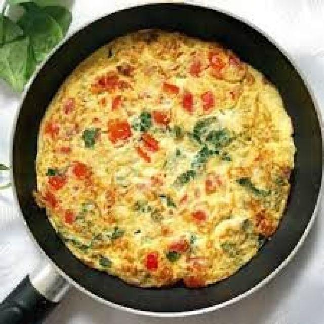 Large Omelette