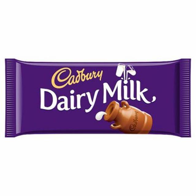 Cadbury Dairy Milk Chocolate Block 360g