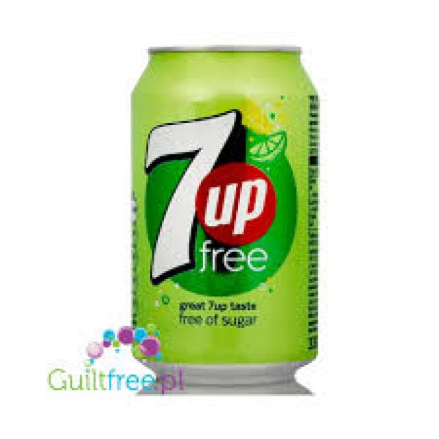 Sugar Free 7up