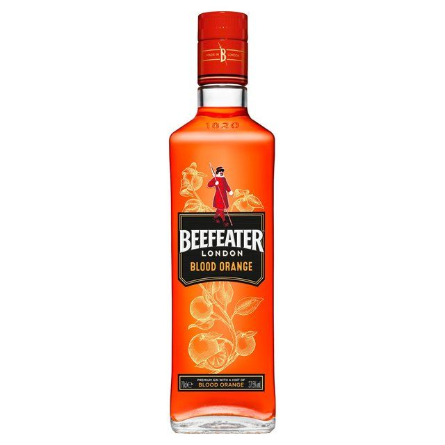 BEEFEATER London Blood Orange Gin 70cl