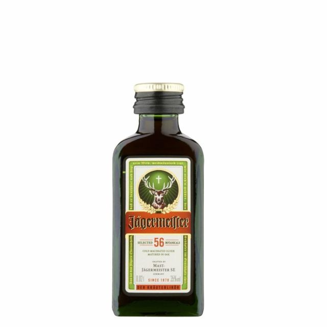 Jagermiester 20ml