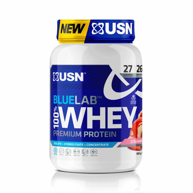 USN Bluelab Whey Protein Strawberry 2kg