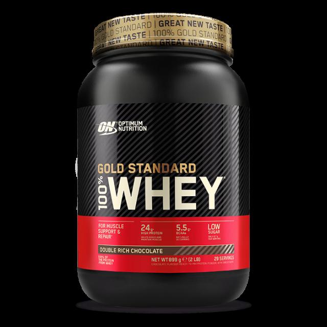 Optimum Nutrition Gold Standard Whey Chocolate 908g
