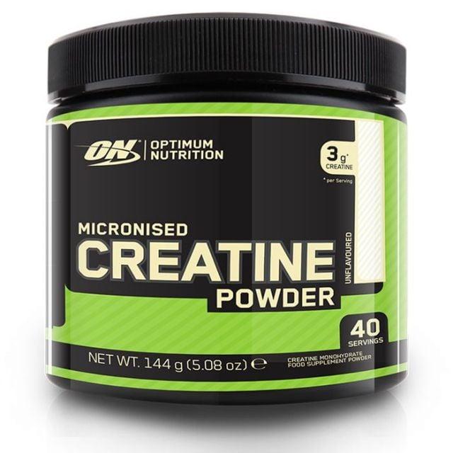 Optimum Nutrition Micronised Creatine 144g