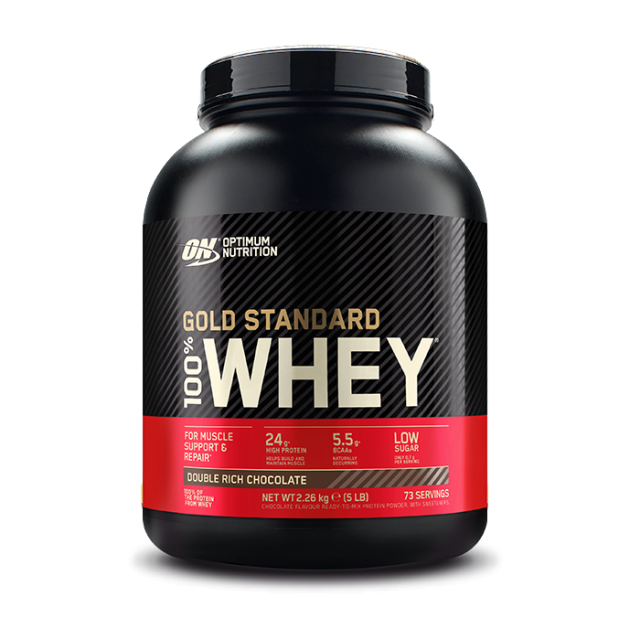 Optimum Nutrition Gold Standard Whey Chocolate 2.27kg