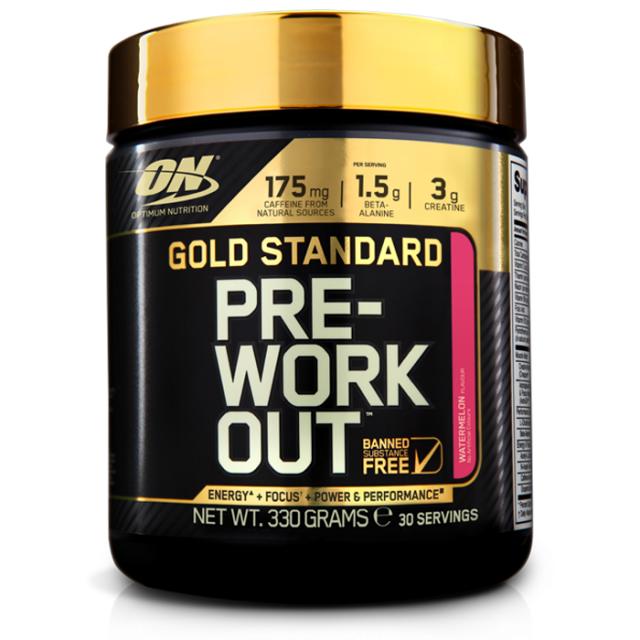 Optimum Nutrition Gold Standard Pre-Workout Watermelon 330g