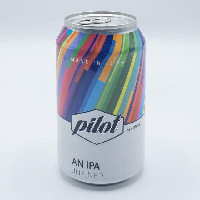 IPA - Pilot - An IPA (6%)
