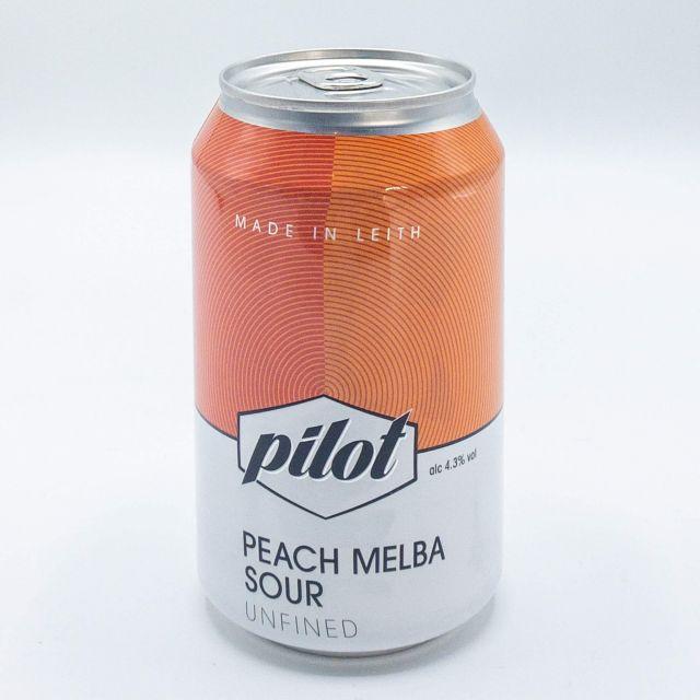 Sour - Pilot - Peach Melba Sour (4.3%)