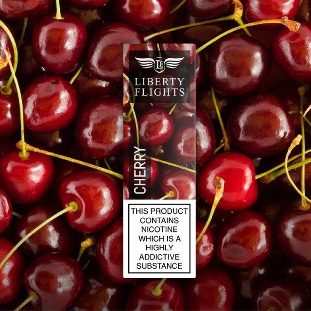 Liberty Flights E-Liquids Cherry