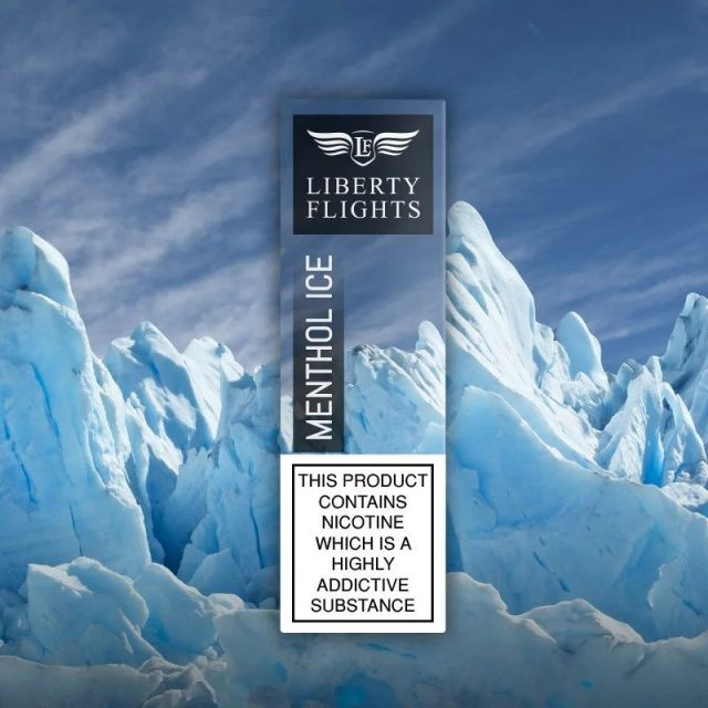 Liberty Flights E-Liquids Ice Menthol