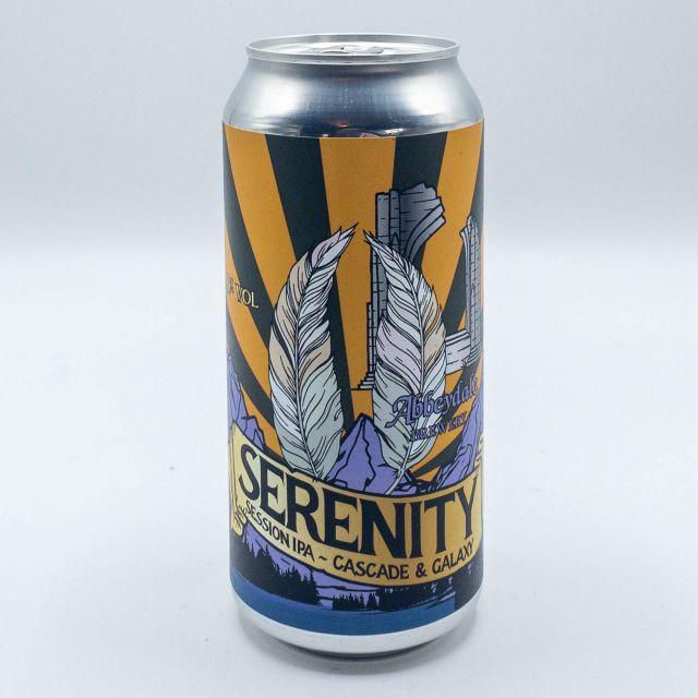 IPA - Abbeydale - Serenity (3.8%)