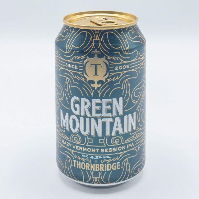 IPA - Thornbridge - Green Mountain (4.3%)