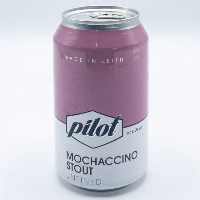 Stout - Pilot - Mochaccino Stout (5.5%)