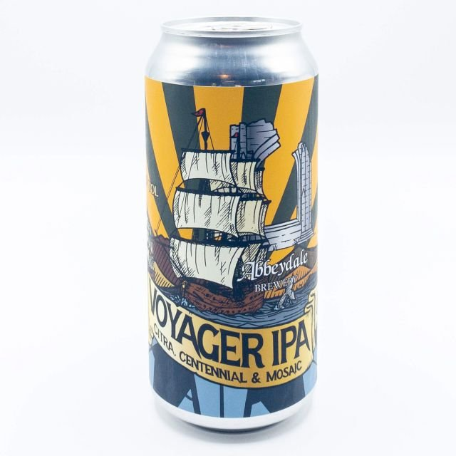 IPA - Abbeydale - Voyager (5.6%)