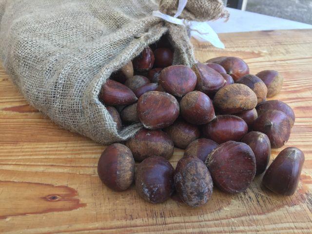 Chestnuts - Fresh  Whole - 300g
