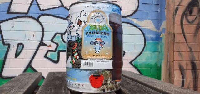 Bradfield 'Farmers Belgian Blue'