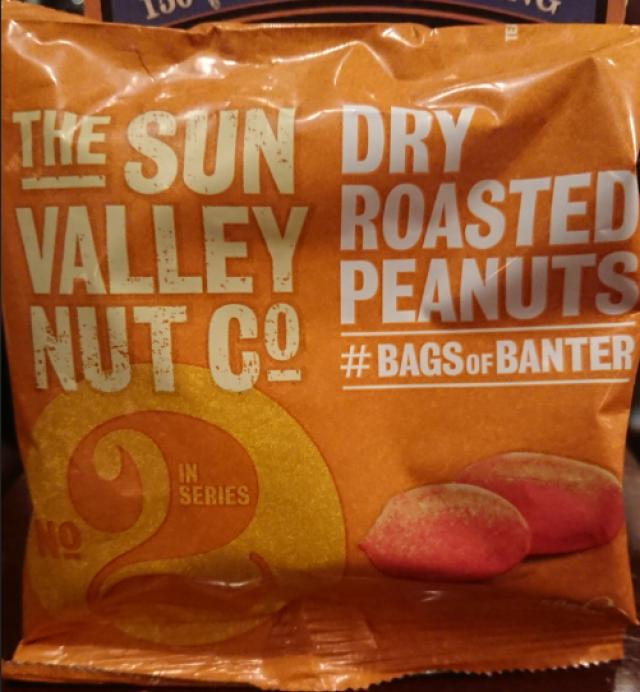 Sun Valley Dry Roasted Peanuts