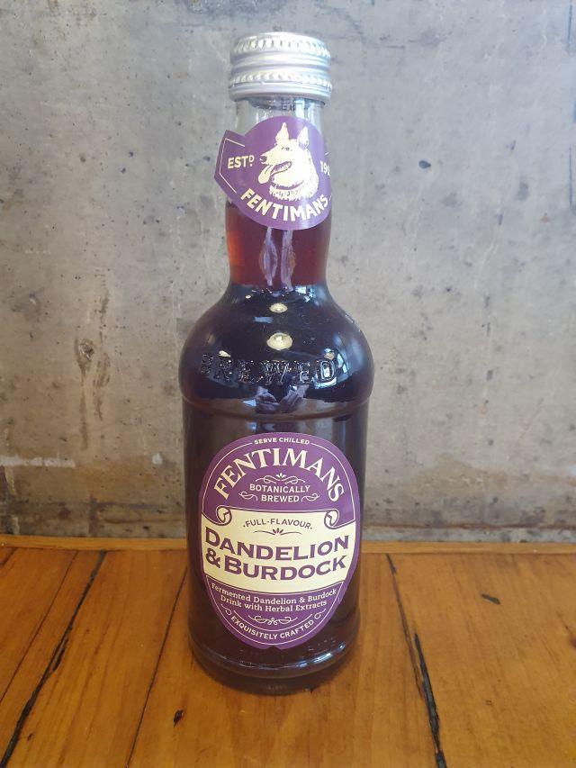 Fentimans Dandelion & Burdock