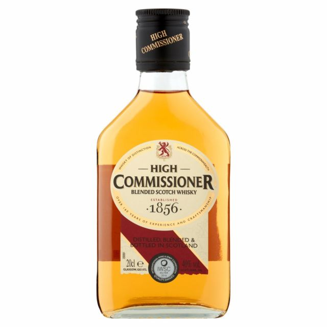 High Commissioner Scotch Whisky 20cl