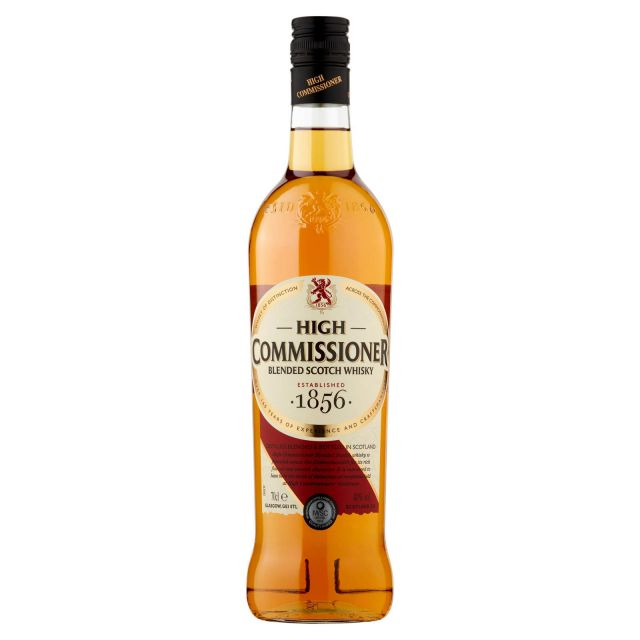 High Commissioner Scotch Whisky 70cl