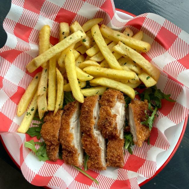 Kids Chicken Katsu + Fries