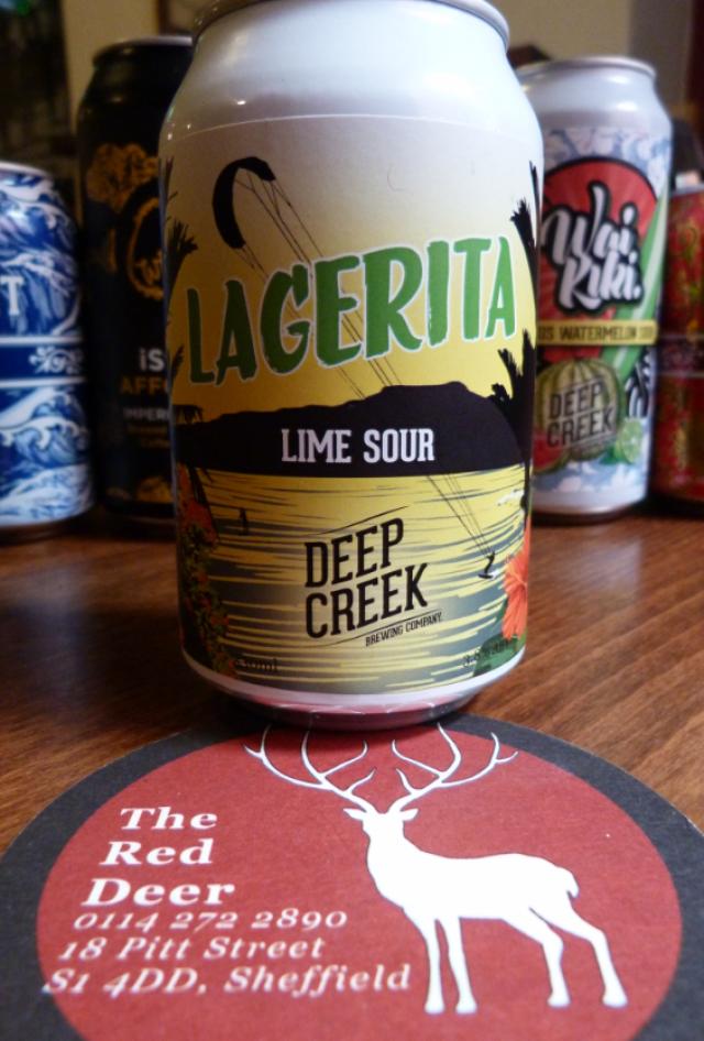 Deep Creek 'Lagerita'