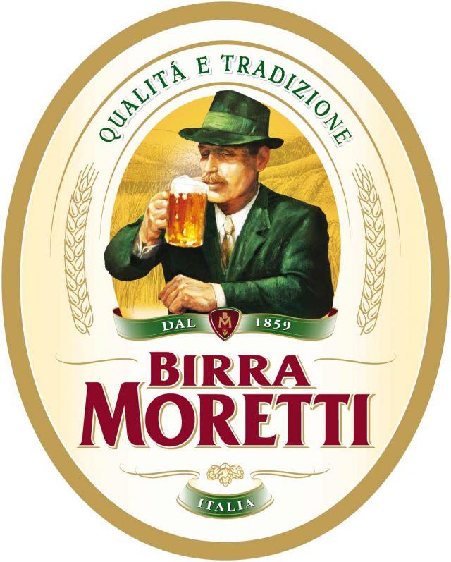 Birra Moretti 1L