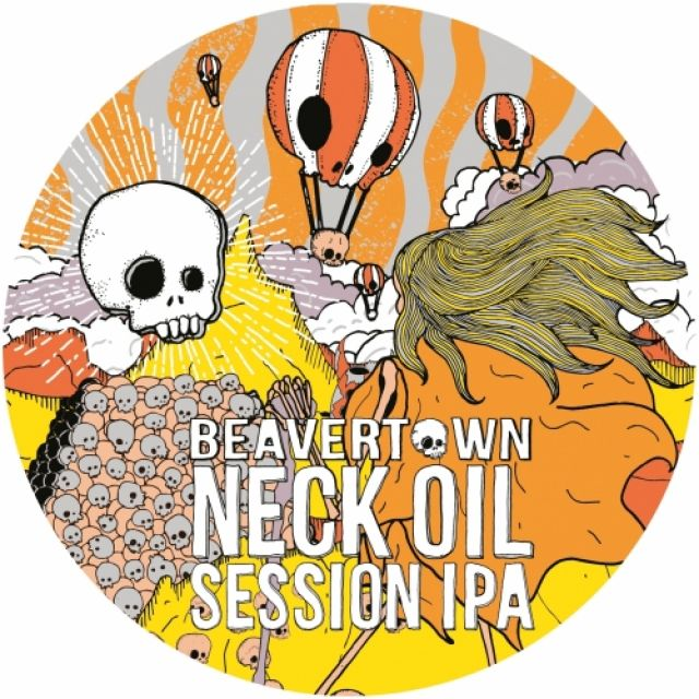 Beavertown 'Neck Oil' 1L