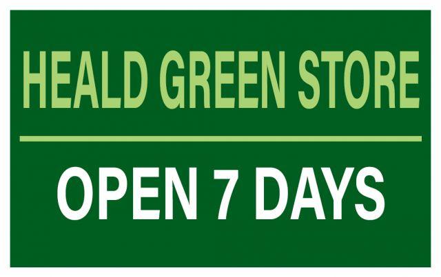 Heald Green Store
