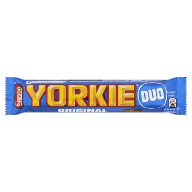 Nestle Yorkie Milk Original Due Bar