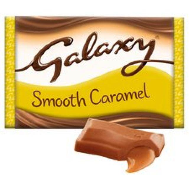 Galaxy Caramel Block