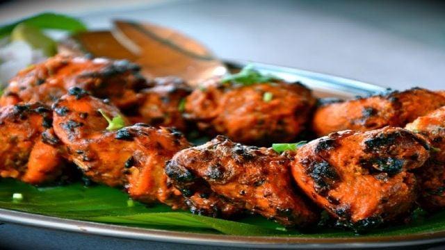 Tikka Boti Chicken