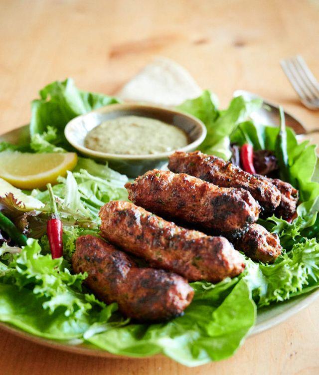 Malik's Sheesh Kebab